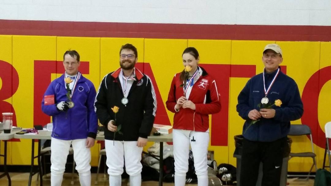 RDF medalists