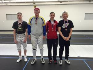 Summer's End medalists