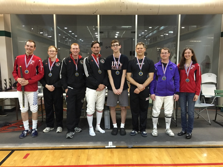 SCC medalists