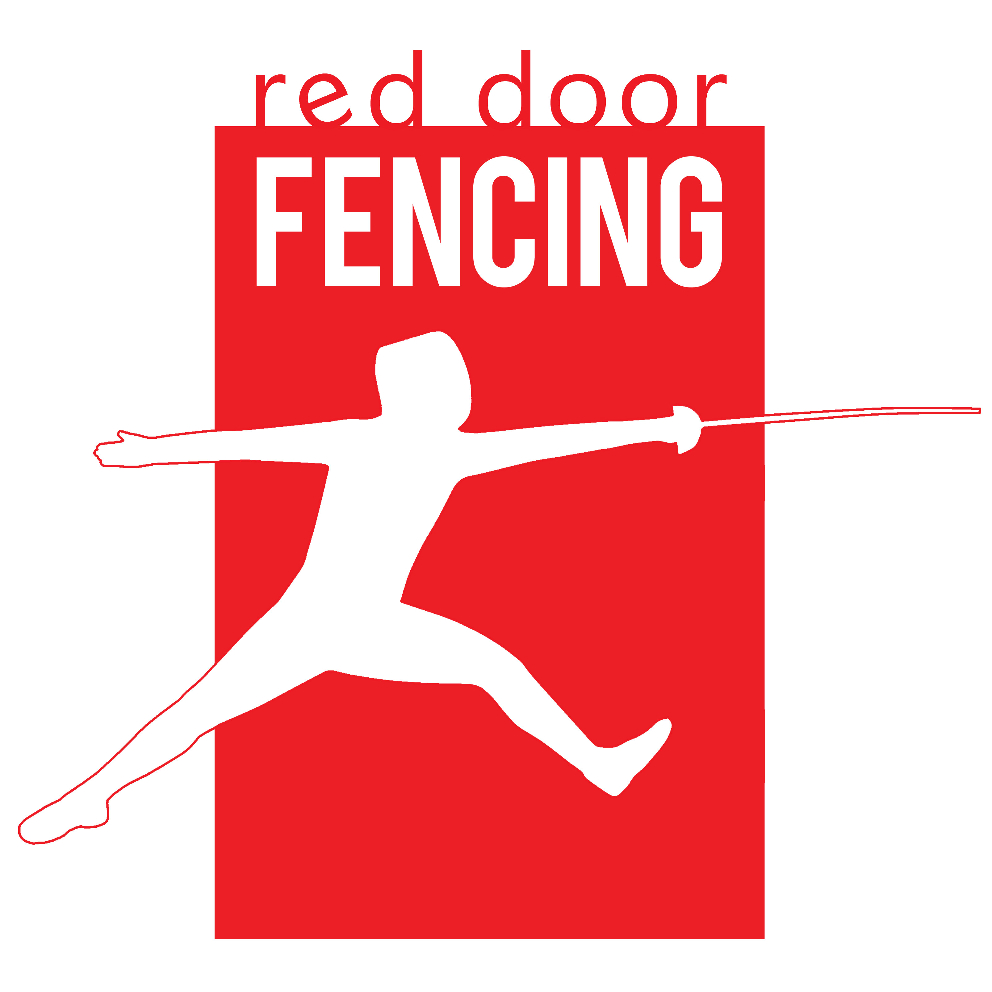 red door fencing
