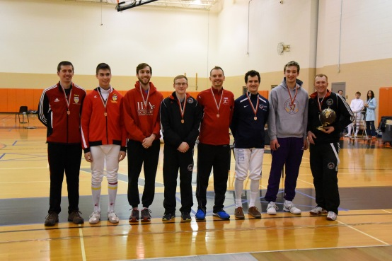 Open Medalists
