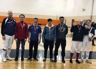 D & Under Medalists